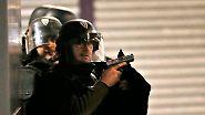 Zerstörte Wohnung in Saint-Denis: Bilder vom Schauplatz einer blutigen Razzia