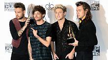 American Music Awards in LA: An One Direction führt kein Weg vorbei