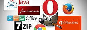 Chrome, Firefox, Office und Co.: Wie sicher ist beliebte Windows-Software?