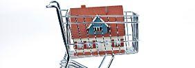 Finanzierung weiter solide: So viel wird für Immobilien ausgegeben