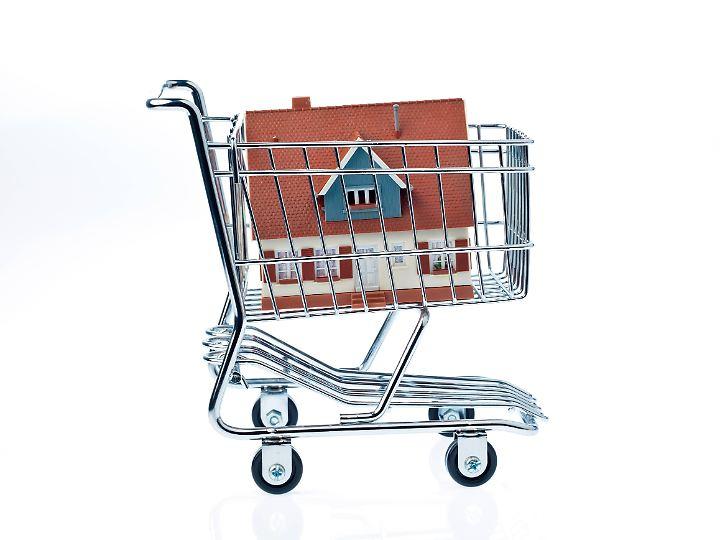 finanzierung weiter solide so viel wird f r immobilien. Black Bedroom Furniture Sets. Home Design Ideas