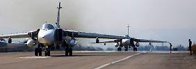 Russland zieht aus Syrien ab, die Luftangriffe werden damit aber nicht zwangsläufig beendet. Auch ein Luftwaffenstützpunkt in dem Land bleibt Moskau erhalten.