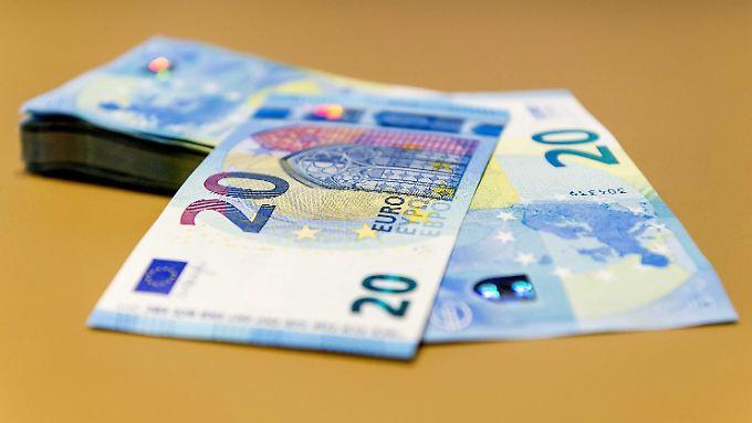 Ab 25. November im Umlauf: So erkennen Sie die Echtheit des neuen 20-Euro-Scheins