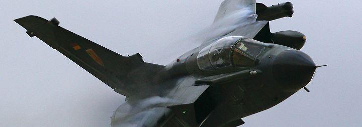 Fliegendes Auge aus Deutschland: Die Tornados der Bundeswehr