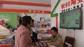 Online-Shop für ländliche Kunden: Alibaba dringt bis in Chinas Dörfer vor