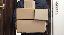 Nachbar nicht da: Muss ich ein Paket annehmen?