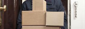 Paketversand zu Weihnachten: Damit der Postmann pünktlich klingelt