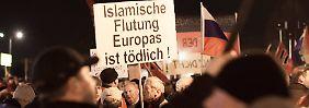"""Reizwort und Drohkulisse: Scharia ist nicht nur """"Kopf ab"""""""