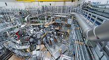 """Möge die Kernfusion beginnen: """"Wendelstein 7-X"""" ist betriebsbereit"""