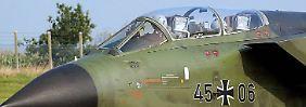 Auch Tornado-Aufklärungsflugzeuge der Bundeswehr sollen in Syrien zum Einsatz kommen.