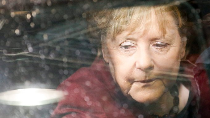 """Es gehe darum, """"wie wir illegale Migration durch legale Migration ersetzen"""", sagt Kanzlerin Merkel in Brüssel."""