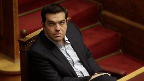Umstrittene Reformvorhaben: Griechische Opposition lässt Tsipras zappeln