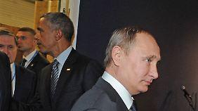 Wie Russland überzeugen?: Westen und Experten warnen vor Koalition mit Assad