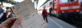 Wie genau sich der Fahrpreis bei der Deutschen Bahn zusammensetzt, durchblicken nur Wenige.