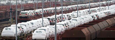 Markt wächst weltweit kaum noch: Autobauer rechnen mit mageren Zeiten