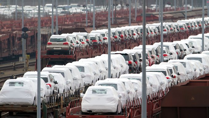 Der Automarkt vor allem in Europa gilt als gesättigt.