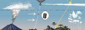 Ein bisschen Gott spielen: Geo-Engineering: Trumpf oder Bedrohung?