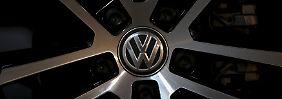 Bei VW ist Zusammenrücken angesagt.