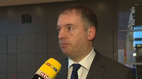 """Niels Annen zum Syrien-Einsatz: """"Es ist kein Kriegseinsatz"""""""