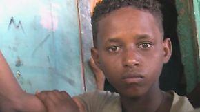 Minderjährig und ohne Heimat: Schlepper locken eritreische Flüchtlinge nach Europa