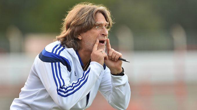 Norbert Elgert, Jugendtrainer aus Überzeugung.