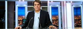 Bernard Tapie will Privatinsolvenz beantragen.