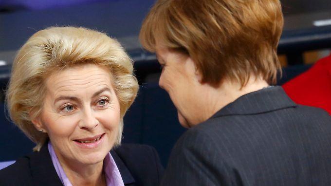 Scharfe Kritik der Opposition: Bundestag gibt grünes Licht für Syrien-Einsatz der Bundeswehr