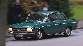 Der erste Audi: Unterwegs mit einem ganz besonderen Oldtimer
