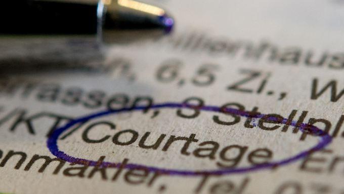 84 Prozent der Makler sprechen laut Immobiienscout24 von deutlichen Einbrüchen.