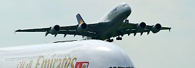 Bestellungen eine Billion Euro wert: Airbus feiert Rekordaufträge