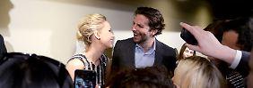 """""""Jedes Mal eine Erektion"""": Bradley Cooper geht steil"""