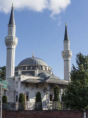 Moschee im Berliner Stadtteil Neukölln.