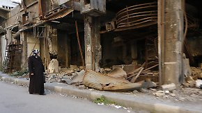 Hoffnung für Bürgerkriegsland?: Zerstrittene syrische Opposition will sich zusammenraufen