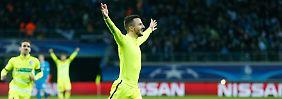 Milicevic sorgte mit seinem Siegtreffer für die erste Achtelfinalteilnahme eines belgischen Vereins seit 15 Jahren.