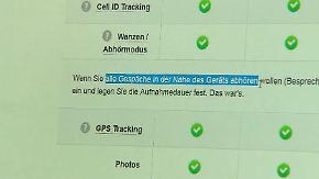 Verwanztes Smartphone: Spionage-Apps funktionieren wie ein Trojaner