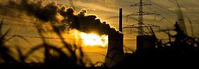 Kohlekraftwerk Mehrum in Hohenhameln im Landkreis Peine (Niedersachsen)
