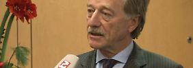"""EZB-Direktor Mersch im Interview: """"Wenn wir Wachstum sehen, steigen auch die Zinsen"""""""
