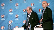 """CAS-Urteil """"zur Kenntnis genommen"""": Uefa hat die EM 2016 im Blick"""