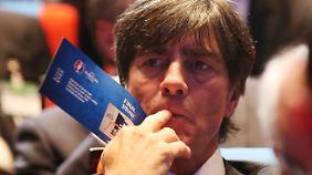 Die Mannschaft von Bundestrainer Joachim Löw bleibt Ranglisten-Vierter.