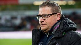 """Max Eberl: """"Es wäre unser Wunsch, dass Martin auch nach der aktiven Karriere bei Borussia bleibt."""""""