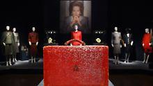 Kleider, Handtaschen, Schmuck: Thatchers Memorabilien werden versteigert