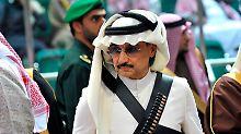 """Zoff unter Milliardären: Trump nennt Saudi-Prinzen """"Blödmann"""""""