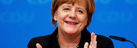 Große Mehrheit der CDU für Leitantrag: Parteitag nimmt Flüchtlingskompromiss an