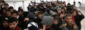 "Flüchtlingskrise in den Ländern: ""Berlin ist eine Katastrophe"""