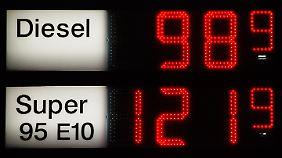 Öl so billig wie nie: Benzinpreise könnten weiter sinken