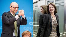 Personen der Woche: Barley und Tauber: Die SPD kopiert den CDU-General