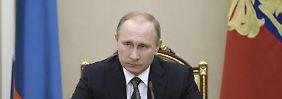 """""""Schwierige Zeiten"""": Billig-Öl zwingt Kreml zum Handeln"""