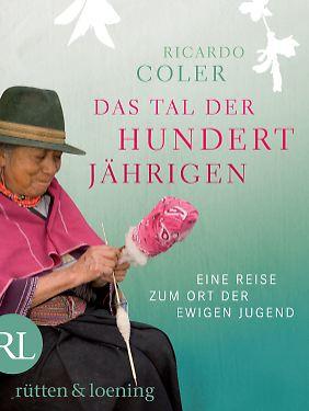 """""""Das Tal der Hundertjährigen"""" umfasst 186 Seiten und ist bei Rütten & Loening erschienen. Aus dem argentinischen Spanisch von Sabine Giersberg übersetzt."""