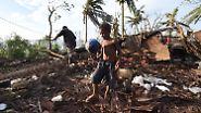 Erdbeben, Unglücke, Naturgewalten: Die Katastrophen des Jahres 2015
