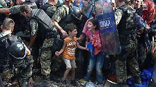 Kinder in Zeiten des Krieges: Die Unicef-Fotos des Jahres 2015